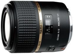 Tamron SP AF 60mm f/2 Di II LD [IF] Macro 1: 1 (Canon)