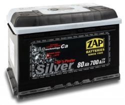 ZAP Silver 80Ah 700A jobb+