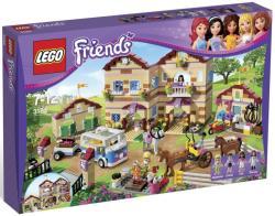 LEGO Friends - Nyári lovastábor (3185)