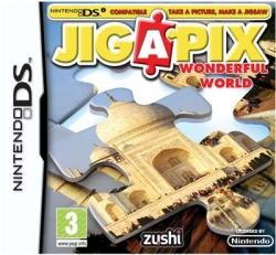 Zushi Games Jigapix Wonderful World (Nintendo DS)