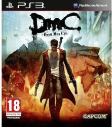 Capcom DMC Devil May Cry (PS3)