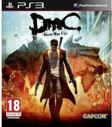 Capcom DMC Devil May Cry (PS3)