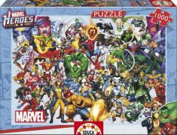 Educa Marvel hősök 1000 db-os (15193)