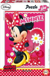Educa Disney Minnie egér 500 db-os (15189)