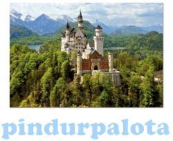 Educa Neuschwanstein kastély 1500 db-os (15162)