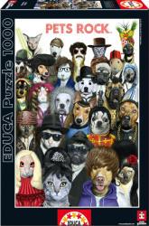 Educa Pets rock állatok 1000 (15155)