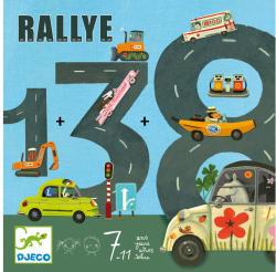 DJECO Rallye