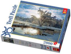 Trefl Téli hajnal a tavon 2000 (27044)