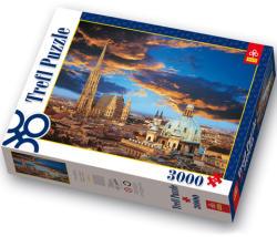 Trefl Éjszaka Bécsben 3000 (33016)