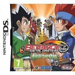 Hudson Beyblade Metal Masters Nightmare Rex (Nintendo DS)