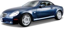 Bburago Lexus SC 430 1:18 Arany Kollekció