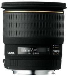 SIGMA 24mm f/1.8 EX DG ASP Macro (Canon)