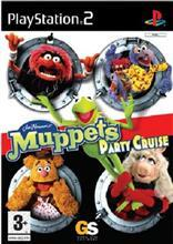 Global Star Software Muppets Party Cruise (PS2)