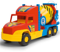 Wader Super Truck betonkeverő autó 53cm