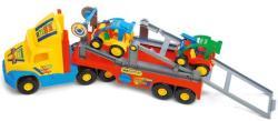 Wader Super Truck Buggy csapatszállító kamion