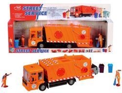 Dickie Toys City Service kukásautó