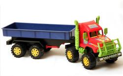 Formex Góliát platós kamion 70 cm-es