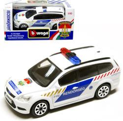 Bburago Magyar rendőrautó Ford Focus Combi 1:43 (15631062)