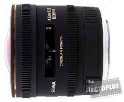 SIGMA 4.5mm f/2.8 EX DC HSM Circular Fisheye (Pentax)