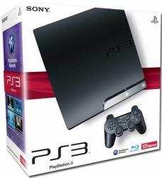 Sony PlayStation 3 120GB (PS3 120GB)