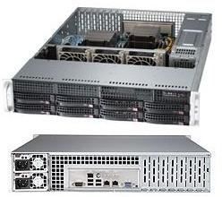 Supermicro SYS-6027R-TDARF