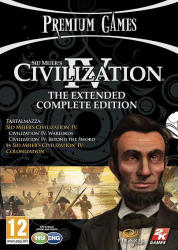 2K Games Civilization IV [The Extended Complete Edition] (PC)