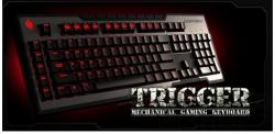 Cooler Master CM Storm Trigger Mechanical Gaming SGK-6000