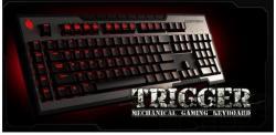 Cooler Master CM Storm Trigger Mechanical Gaming SGK-6000