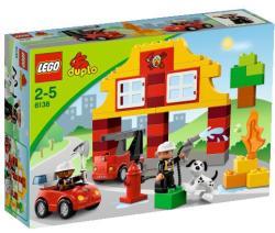 LEGO Duplo - Első tűzoltóállomásom (6138)