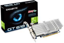 GIGABYTE GeForce GT 610 Silent 1GB GDDR3 64bit PCIe (GV-N610SL-1GI)