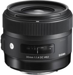 SIGMA 30mm f/1.4 EX DC HSM (Sony/Minolta)