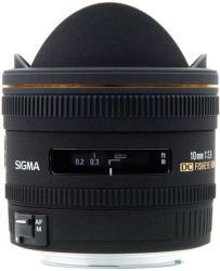SIGMA 10mm f/2.8 EX DC HSM Fisheye (Sigma)