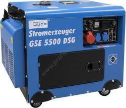 Güde GSE 5500 DSG - 40586