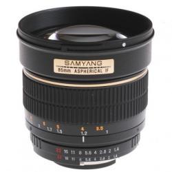 Samyang 85mm f/1.4 IF Asp (Pentax/Samsung)