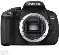 Canon EOS 650D Body (AC6559B001AA)