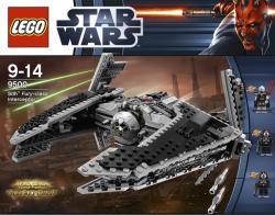 LEGO Star Wars - Sith Fury-osztályú vadászgép (9500)