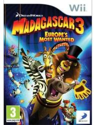 Namco Bandai Madagascar 3 Europe's Most Wanted (Wii)