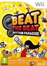 Nintendo Beat the Beat Rhythm Paradise (Wii)