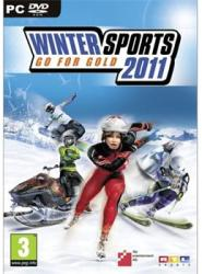 DTP Entertainment Winter Sports 2011 Go for Gold (PC)