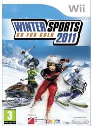 DTP Entertainment Winter Sports 2011 Go for Gold (Wii)