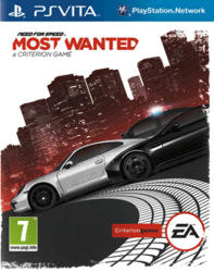 Electronic Arts Need For Speed Most Wanted (PS Vita)