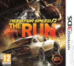 Electronic Arts Need For Speed The Run (3DS)