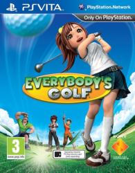 Sony Everybody's Golf (PS Vita)
