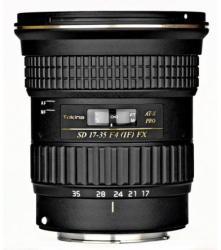 Tokina AT-X 17-35mm f/4 Pro FX (Canon)
