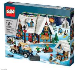 LEGO Exclusive - Téli falusi házikó (10229)