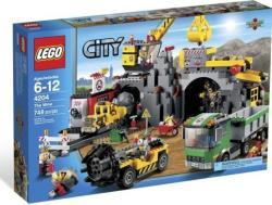 LEGO City - Bánya (4204)