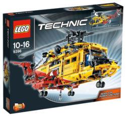 LEGO Technic - Helikopter (9396)