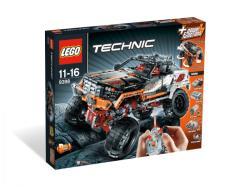 LEGO Technic - 4X4 terepjáró (9398)