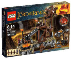 LEGO Lord of the Rings - Az ork kovácsműhely (9476)