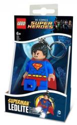 LEGO Superman kulcstartó 853430